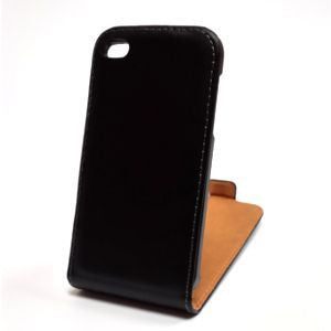 iPod 4, Leather Flip Case