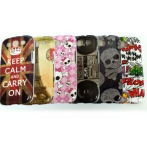 Samsung Galaxy S3, Design Case
