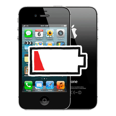 iPhone 4S, Battery