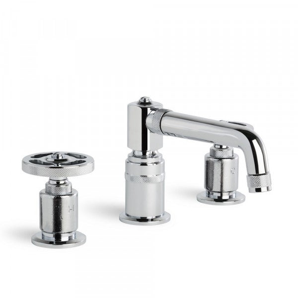 Industrica Basin Set (Chrome)
