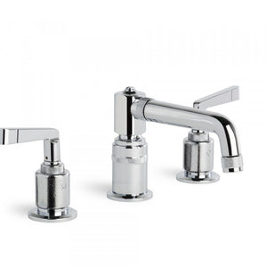 Industrica Basin Set (Lever Handles)