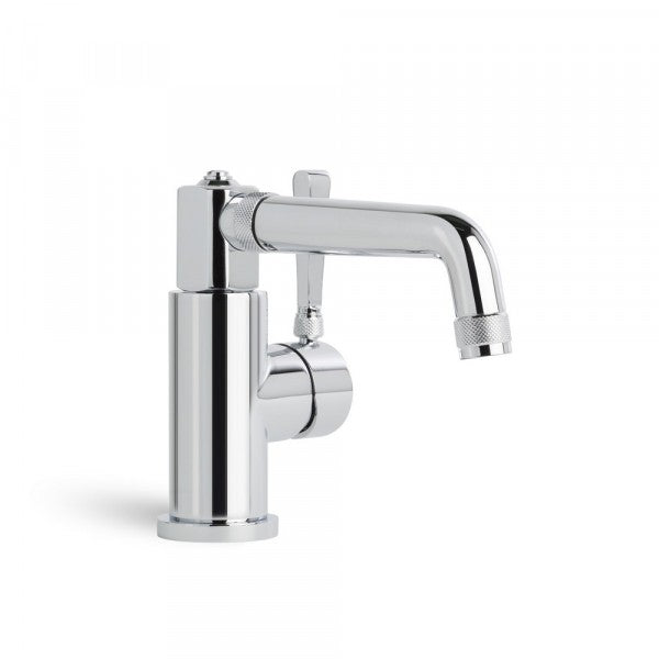 Industrica Basin Mixer Single Side Lever (Chrome)