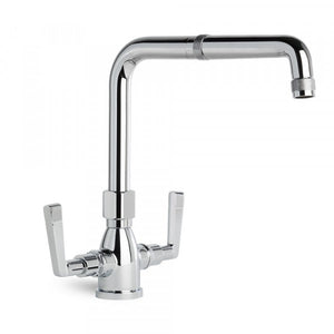 Industrica Kitchen Mixer with Swivel Spout (Lever)