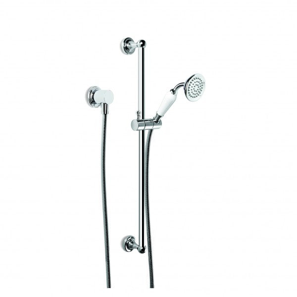Neu England Hand Shower Slider Set (Chrome)