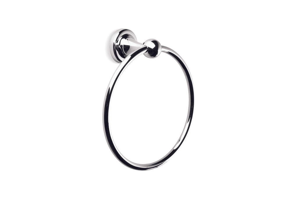 Neu England Towel Ring (Chrome)