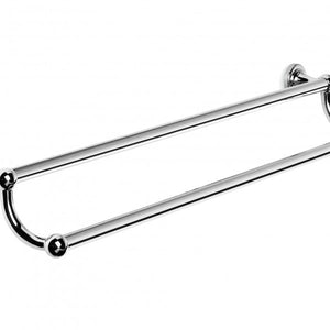 Neu England Double Towel Rail 900mm (Chrome)