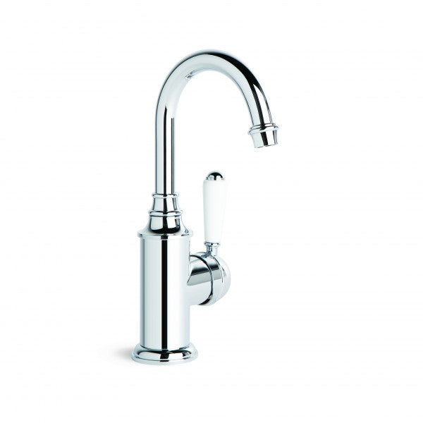 Winslow Basin Mixer Single Lever with Swivel Spout (Chrome)