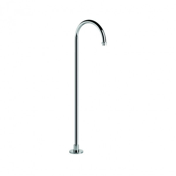 Winslow Floor Mounted Bath Spout (Chrome)