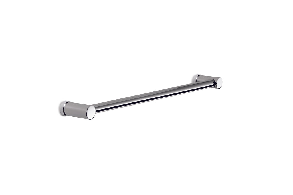 Yokato Single Towel Rail 600mm (Chrome)