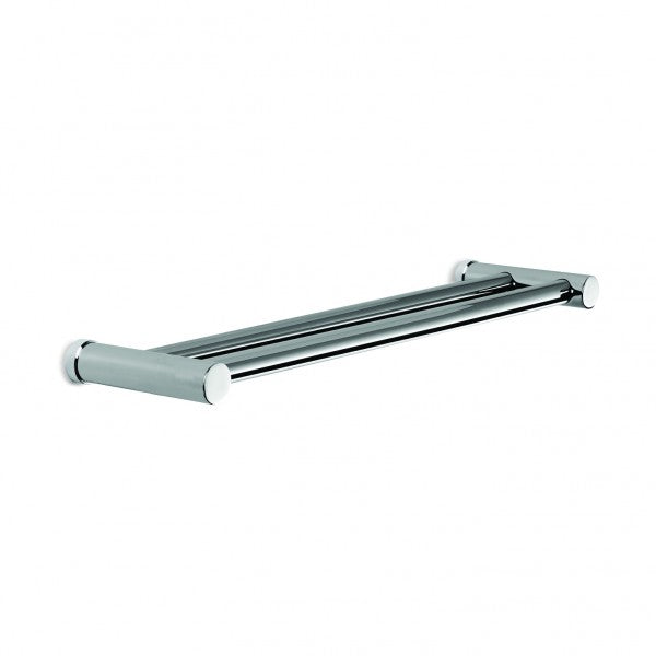 Yokato Double Towel Rail 600mm (Chrome)