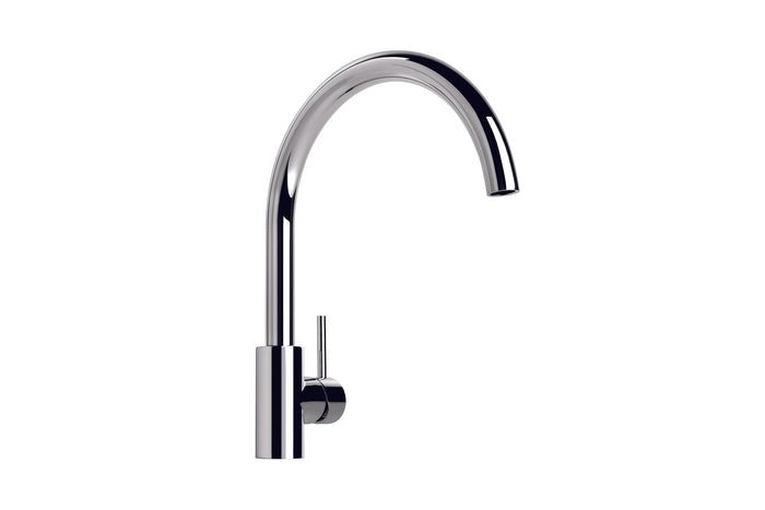 City Stik Kitchen Mixer with Large Swivel Spout (Chrome)