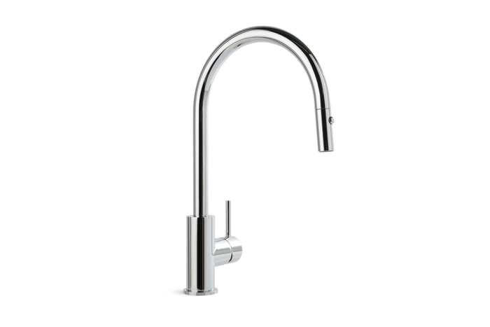 City Stik Kitchen Mixer with Pullout Spray (Chrome)