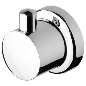 Subi Robe Hook (Chrome)
