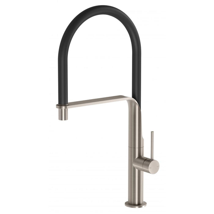 Vido Flexible Sink Mixer (Brushed Nickel)