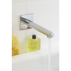 Lexi Wall Basin Outlet 210mm (Chrome)