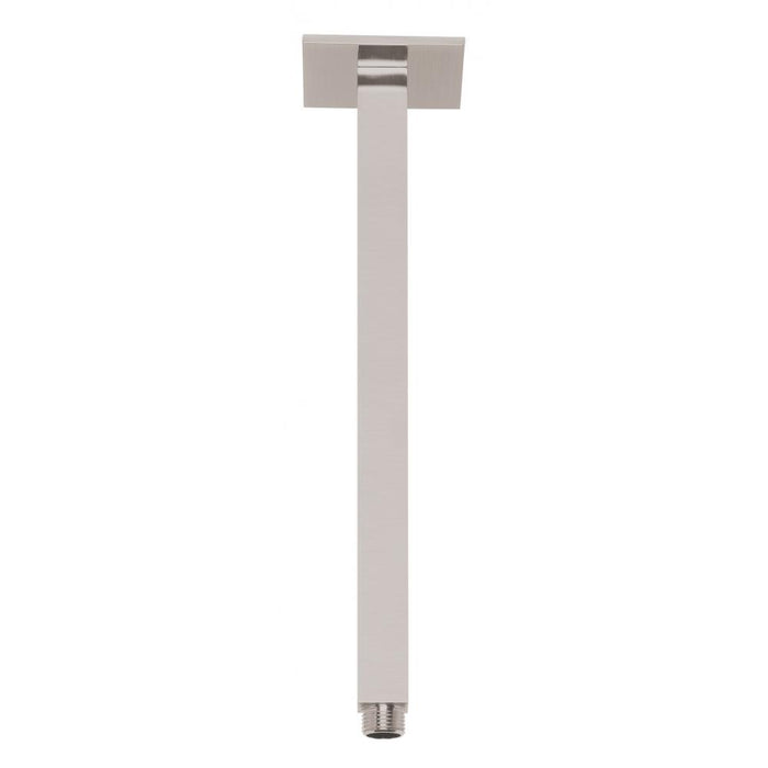 Lexi Ceiling Arm Only 300mm (Square) (Brushed Nickel)