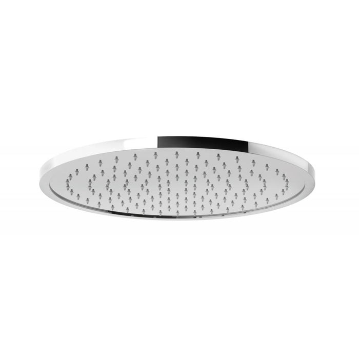 Vivid Slimline Flush Mount Ceiling Shower 300mm Round (Chrome)