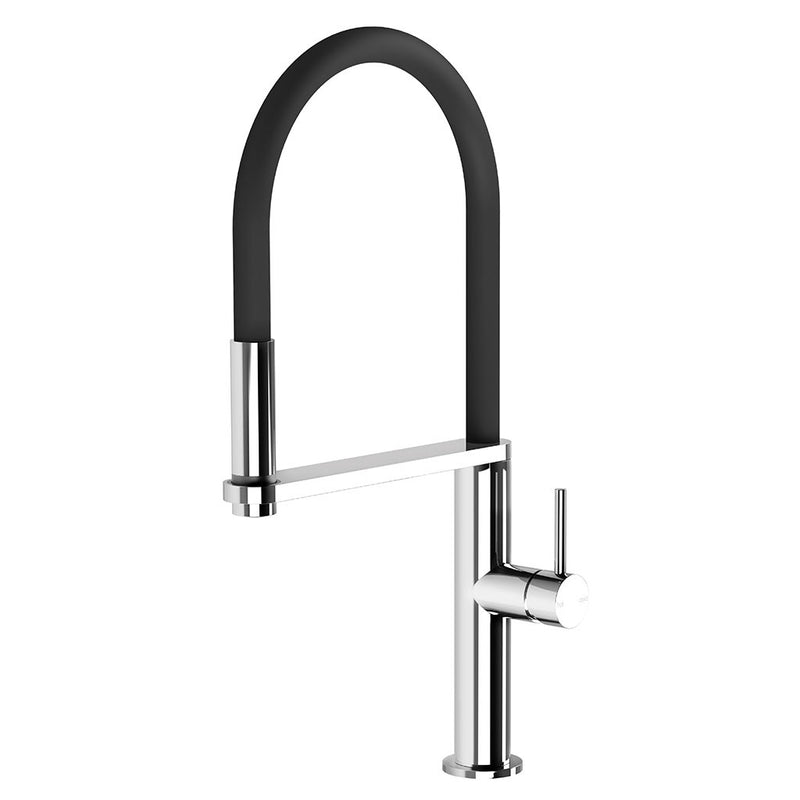 Phoenix Tapware Blix Flexible Hose Sink Mixer (Round) (Chrome) 10473100C