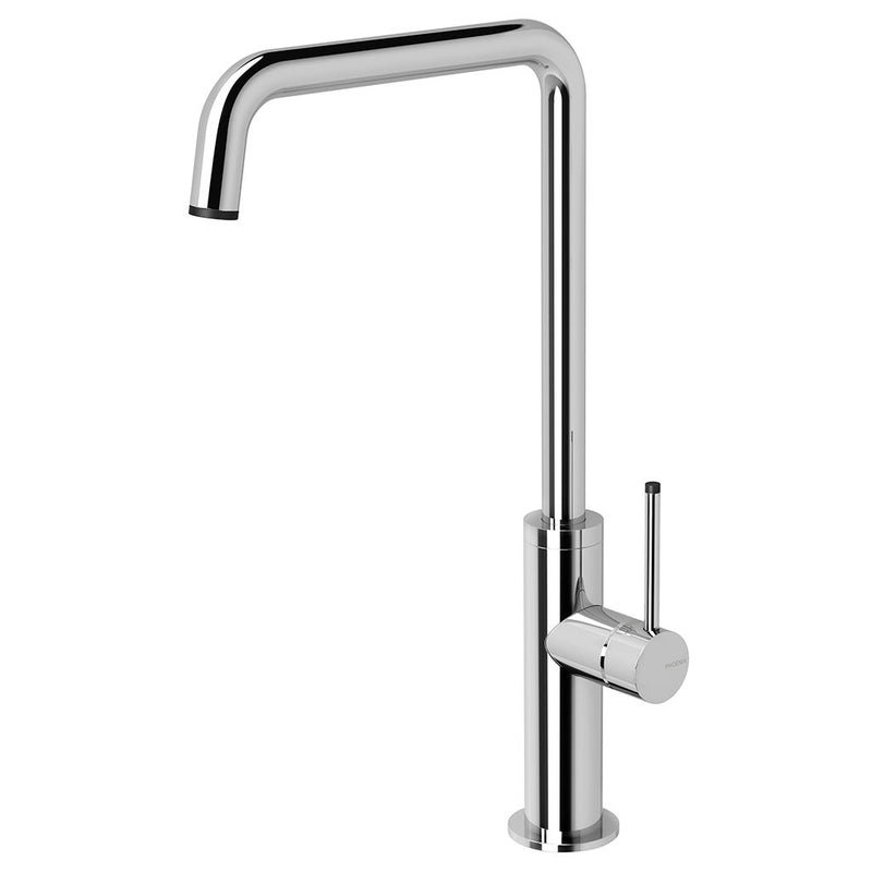 Phoenix Tapware Toi Sink Mixer 180mm Squareline (Chrome) 108-7320-00