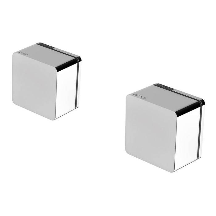Alia Wall Top Assemblies (Chrome)