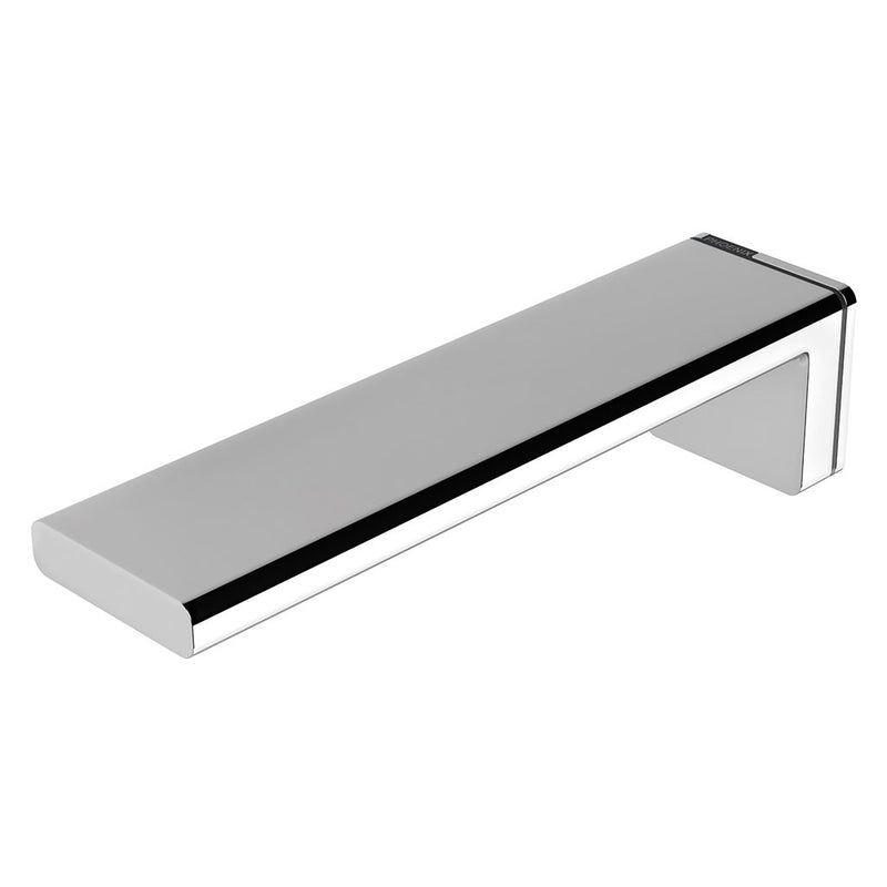 Phoenix Tapware Alia Wall Basin / Bath Outlet 200mm (Chrome) 110-7610-00