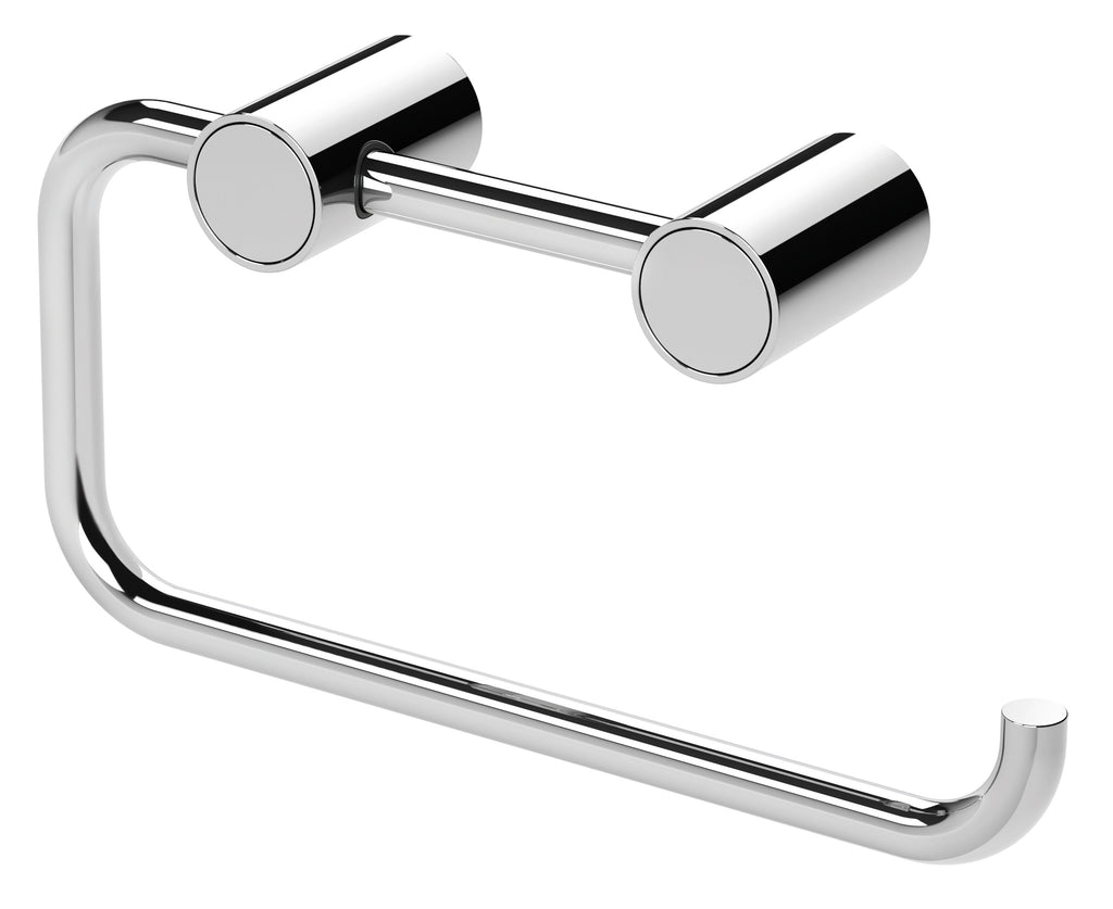 Vivid Slimline Toilet Roll Holder (Chrome)