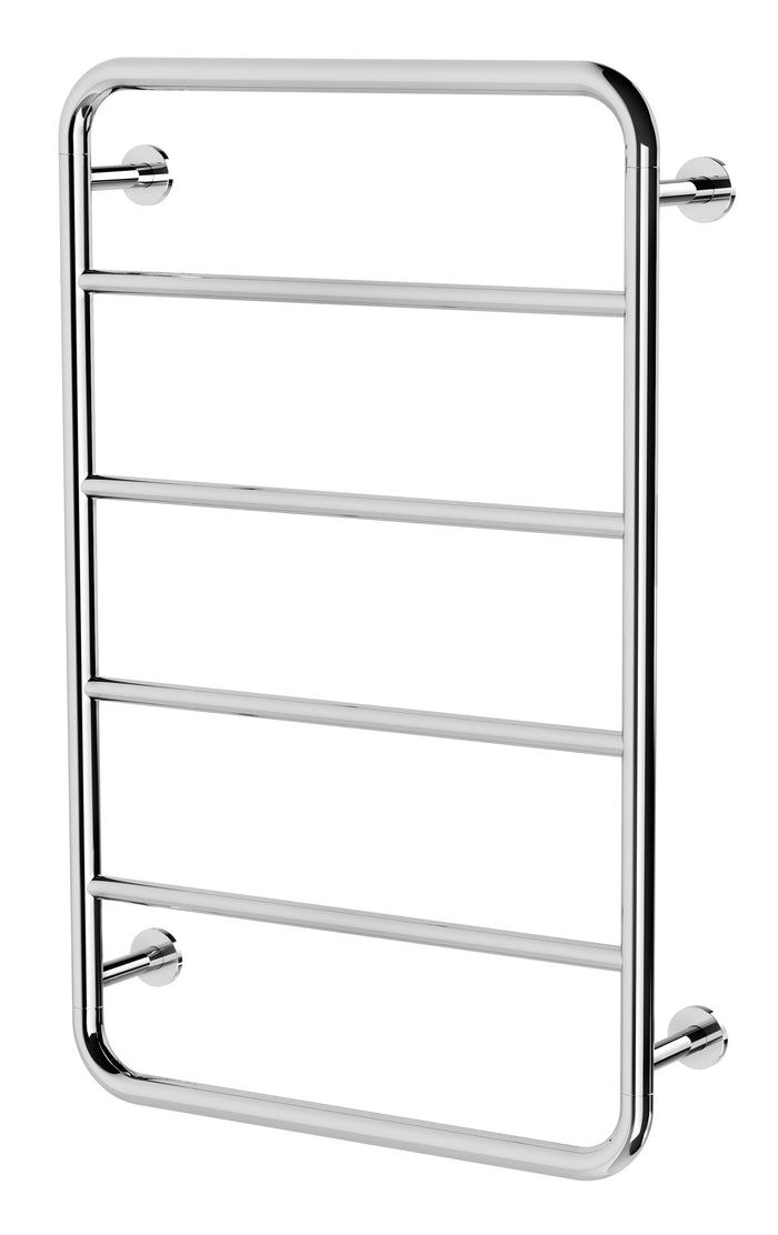 Vivid Slimline Towel Ladder 800 x 500 (Chrome)