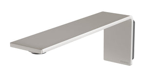 Axia Basin/Bath Outlet 200mm (Brushed Nickel)