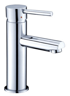 Isabella Short Basin Mixer (Chrome)