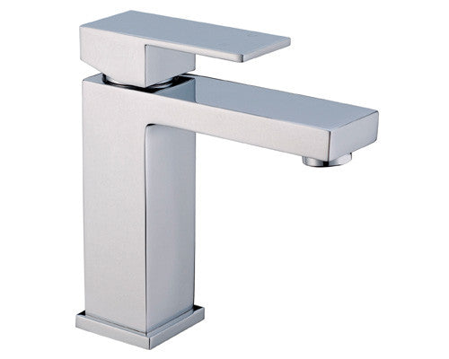 Jet Short Basin Mixer (Chrome)