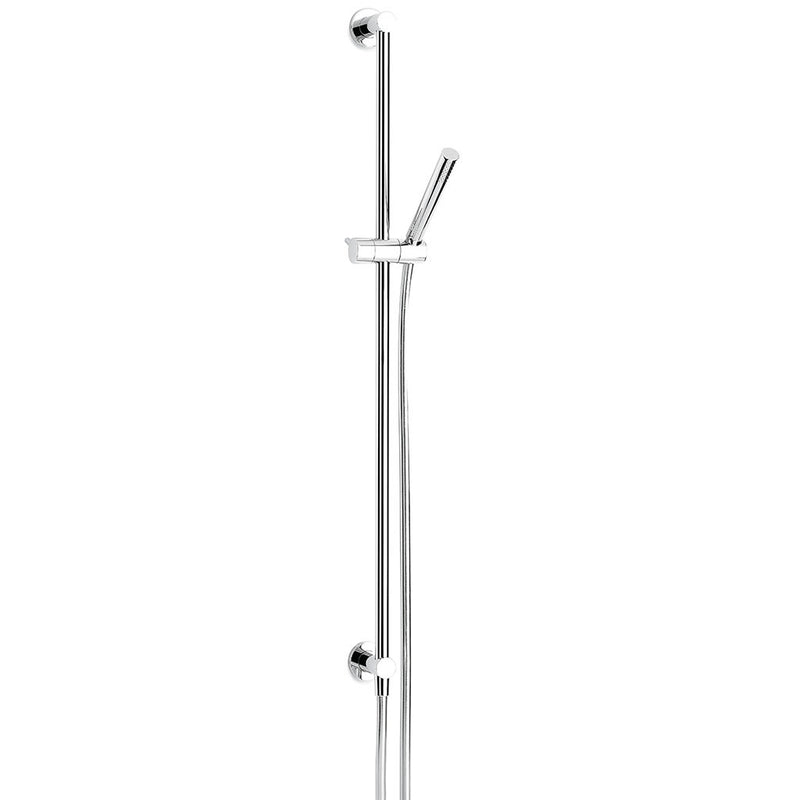 Pegasi Slide Shower, Inflow 900, Micro Chrome
