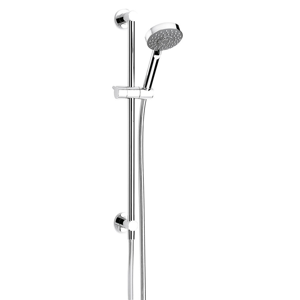 Pegasi Slide Shower, Inflow 600, 100disc Chrome