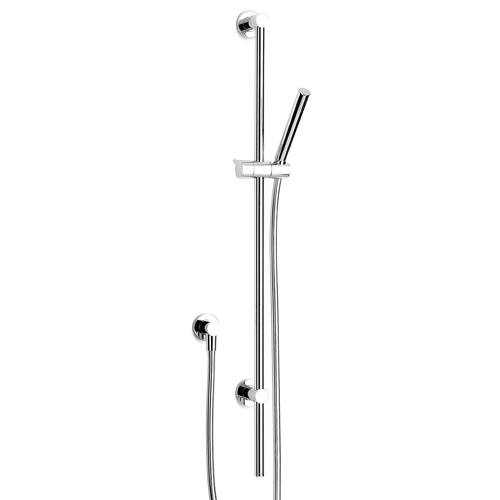 Pegasi Slide Shower, Adjust 900, Micro Chrome