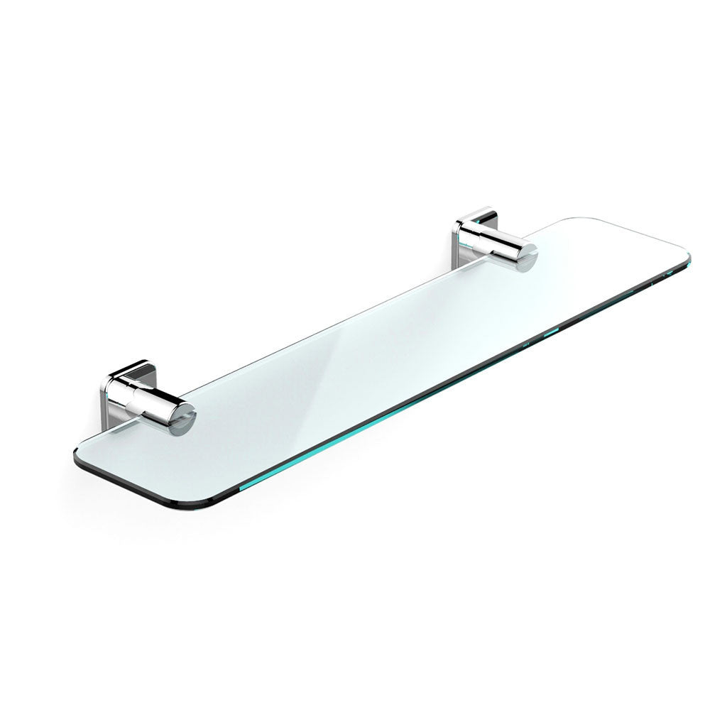 Faucet Strommen Zeos Glass Shelf (Chrome) 35157.11.01