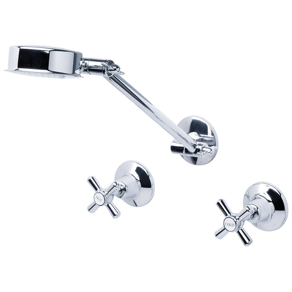 Phoenix Tapware Festival Shower Set (Chrome) 420CHR