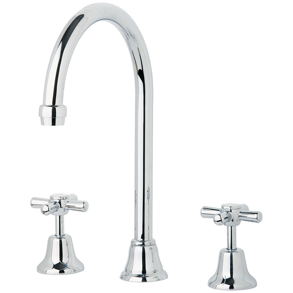 Phoenix Tapware Festival Sink Set (Chrome) 431CHR