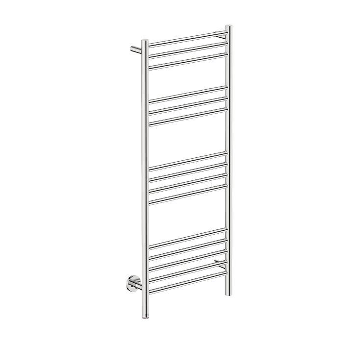 Natural 15 Bar 500 Straight Heated Towel Rail