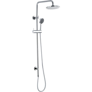 Isabella Multifunction Twin Shower (Chrome) Full View