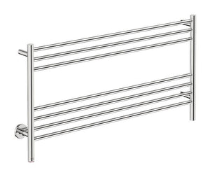 Natural 7 Bar 1100 Straight Heated Towel Rail
