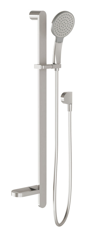 NX QUIL RAIL SHOWER (Brushed Nickel)