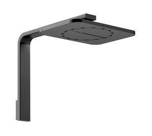 NX Orli Shower Arm and Rose with Hydrosense (Matte Black)