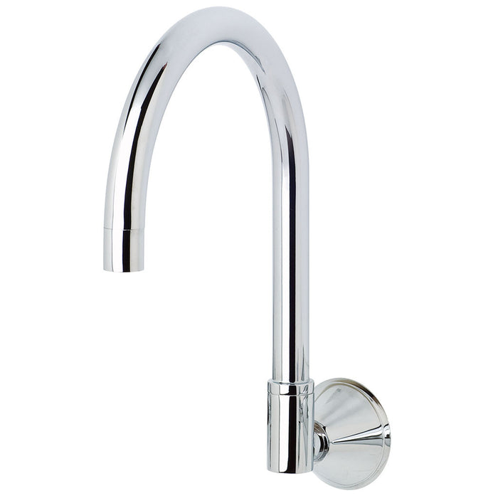 Ivy Wall Sink Outlet 170mm (Chrome)