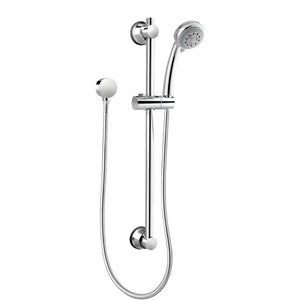 Phoenix Tapware Sonata Rail Shower (Drill Free) (Chrome) 684CHR