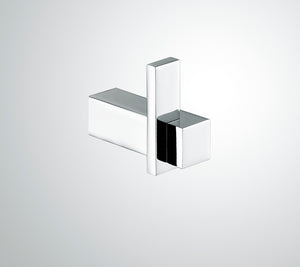Jet Robe Hook Chrome