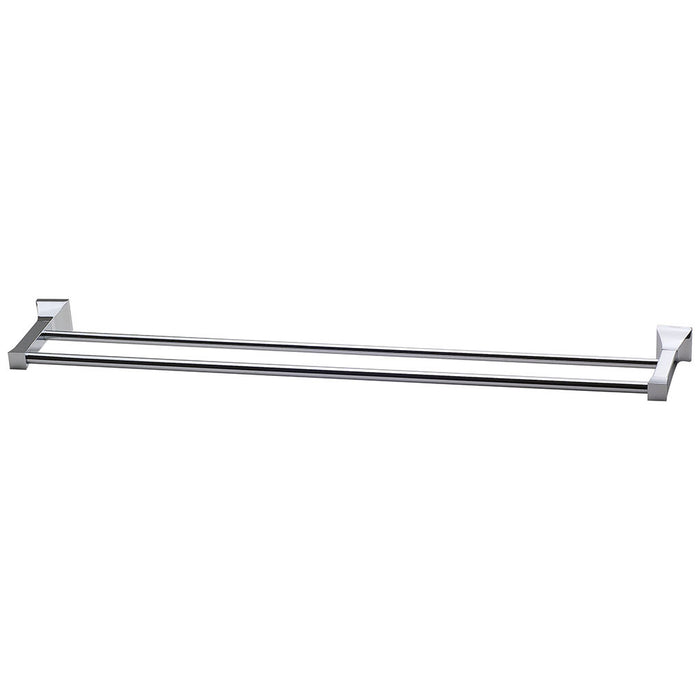 Argo Double Towel Rail 760mm (Chrome)