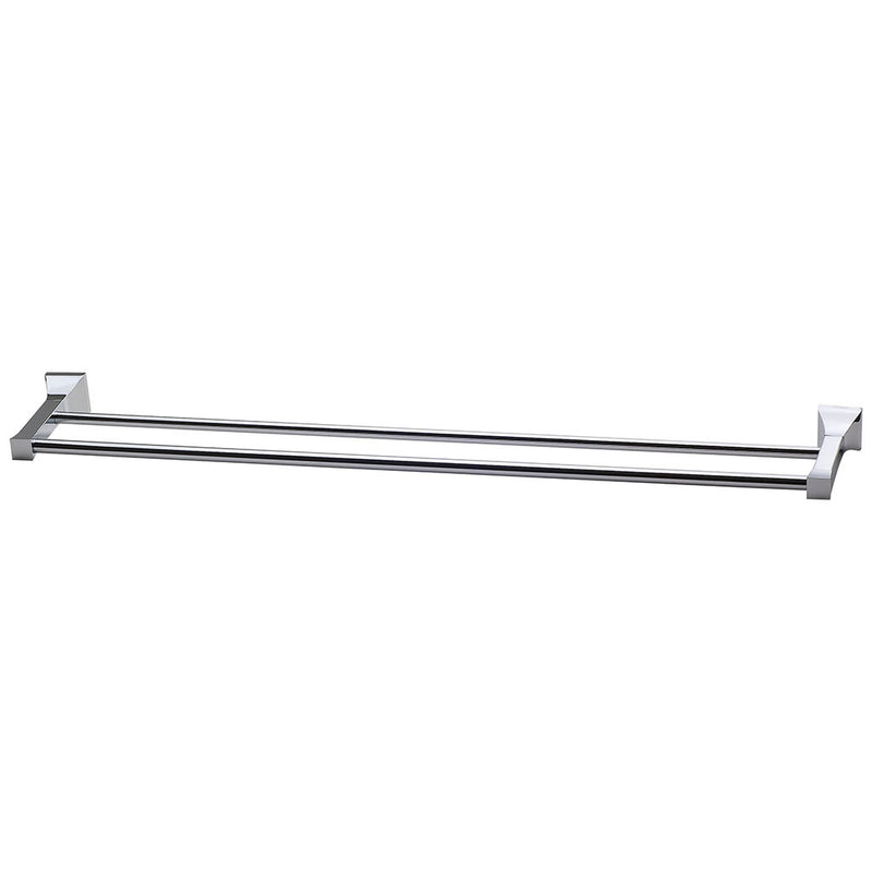 Phoenix Tapware Argo Double Towel Rail 760mm (Chrome) AR811CHR