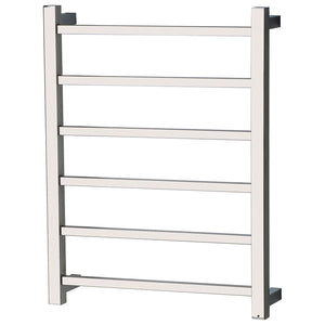 Phoenix Tapware Argo Heated Towel Ladder 650mm S/S AR870SS