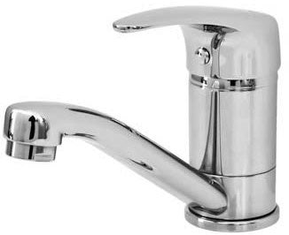 Castano Capri Swivel Basin Mixer (Chrome) CABAC