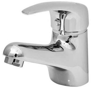 Castano Capri Fixed Basin Mixer (Chrome) CAFBMC