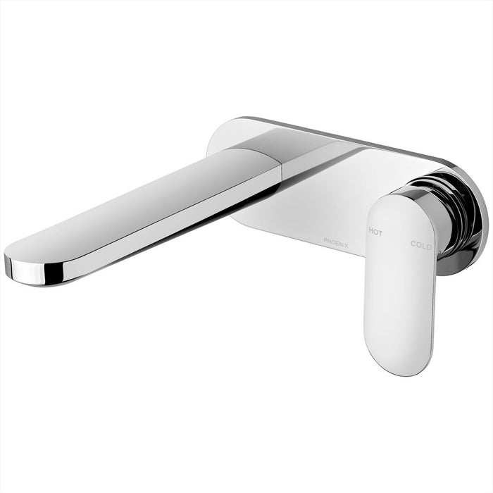 Cerchio Wall Basin Set (Chrome)